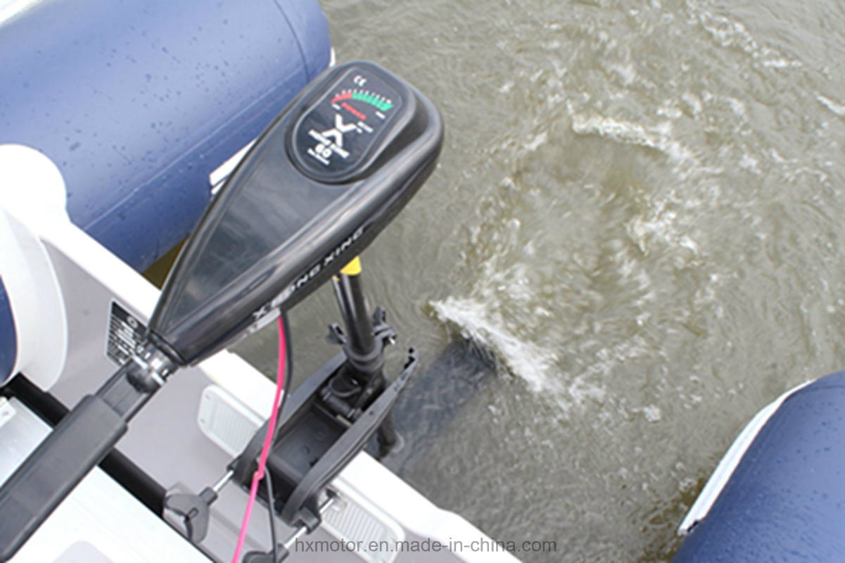 55lbs Outboard Trolling Motor for Fresh Water & Salt Water