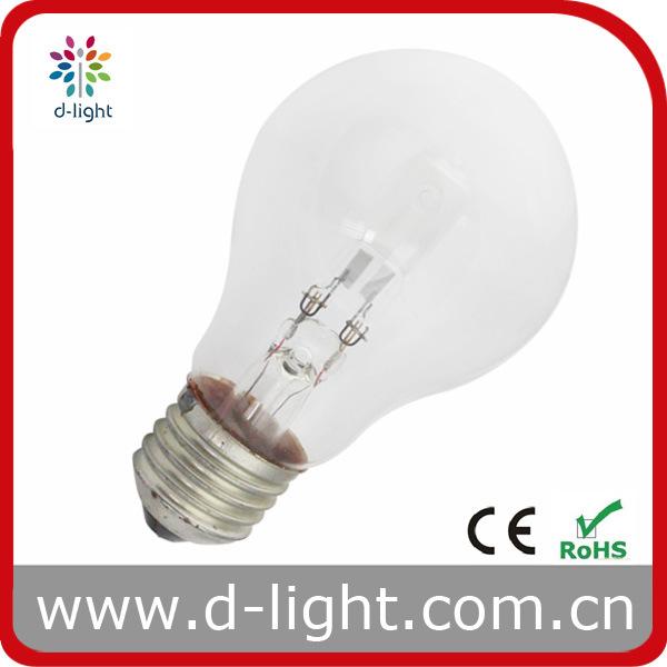 Eco Halogen Bulb A55 18W E27