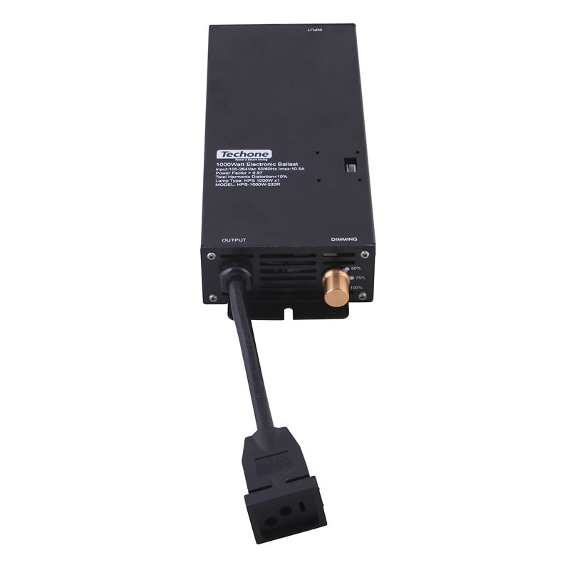 Smart Digital Ballast, Controlled by Ios and Android Smart Phone