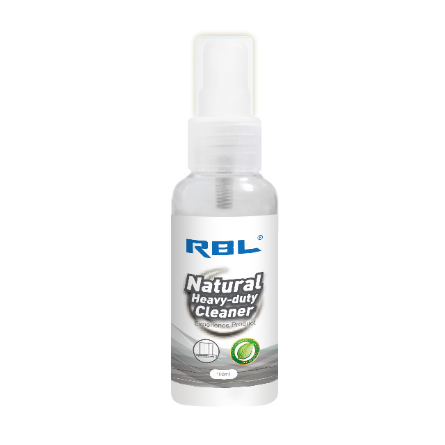 Rbl Natural Heavy-Duty Cleaner 100ml Detergent Bio-Degreaser