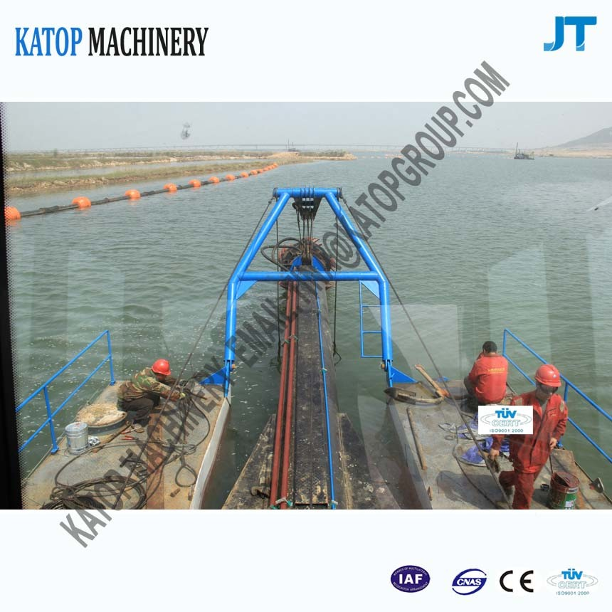 600 Dredging Mining Machine Sand Dredging Machine