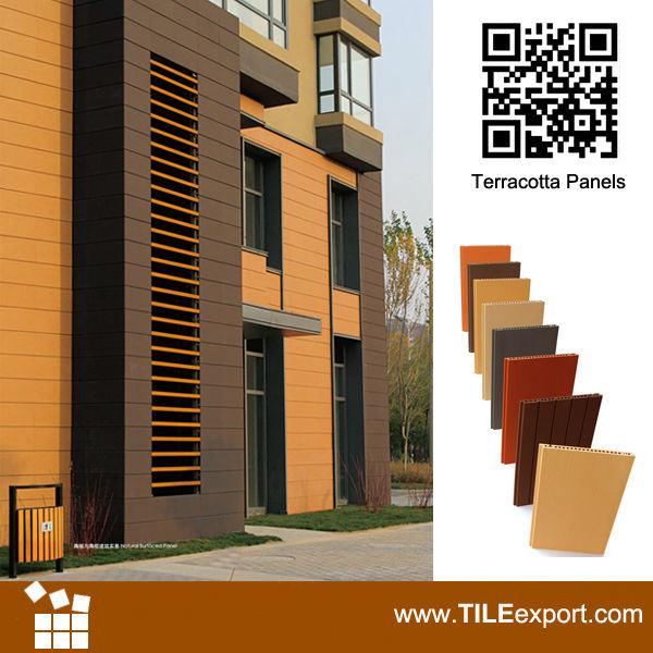 Exterior Architectural Screen Walls : China new exterior wall decorative terracotta