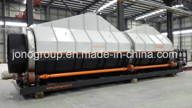 Trommel Screen (rotary drum screen) for Metal Recycling/MSW