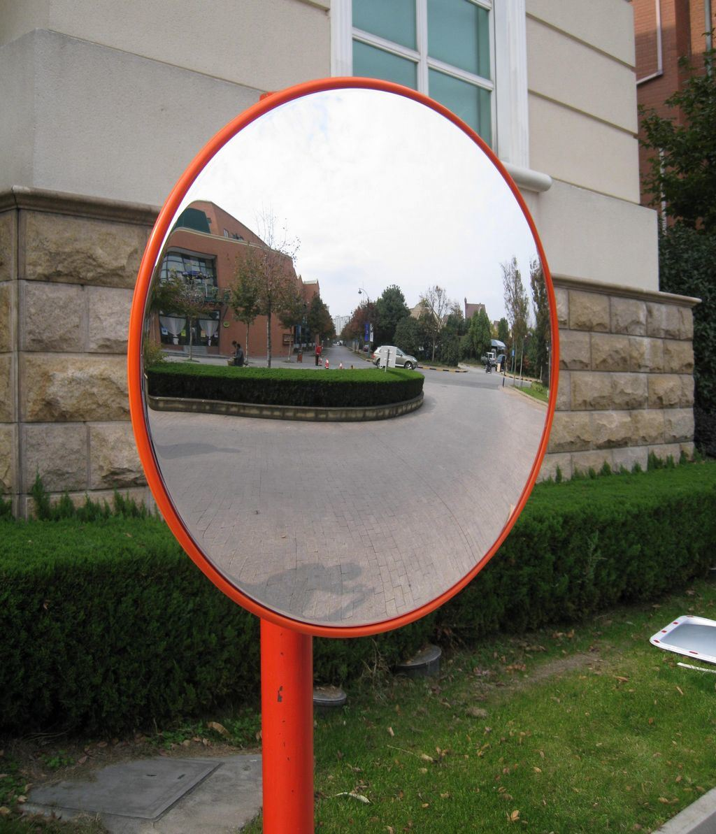 Parking Wide Angle Convex Mirror