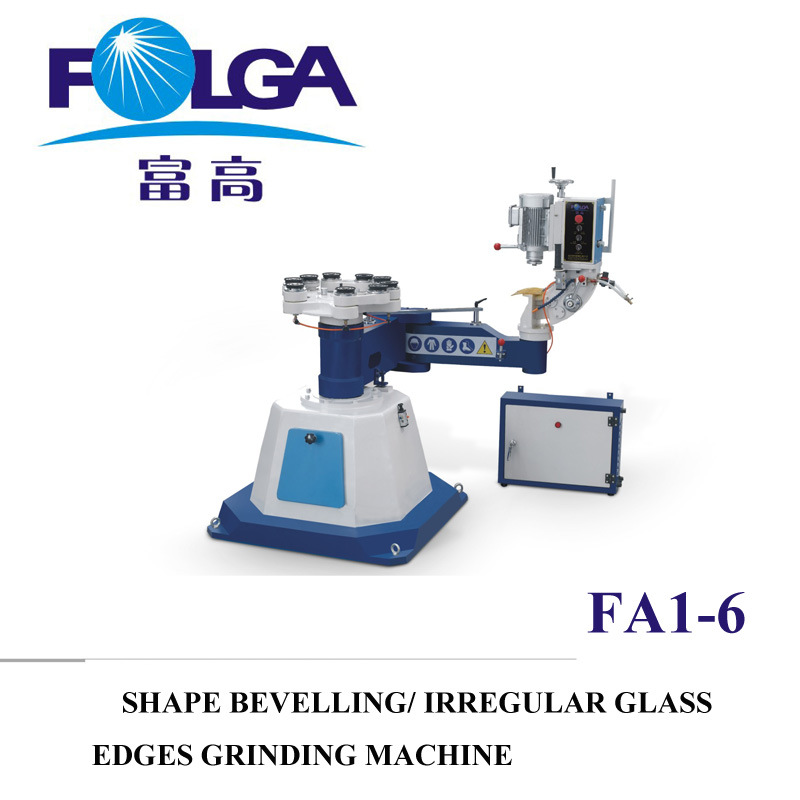 Irregular Glass Edges Grinding Machine (FA1-6)