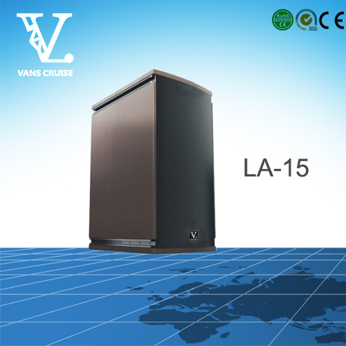 La-15 Single 15inch 2-Way Line Array Speaker Box