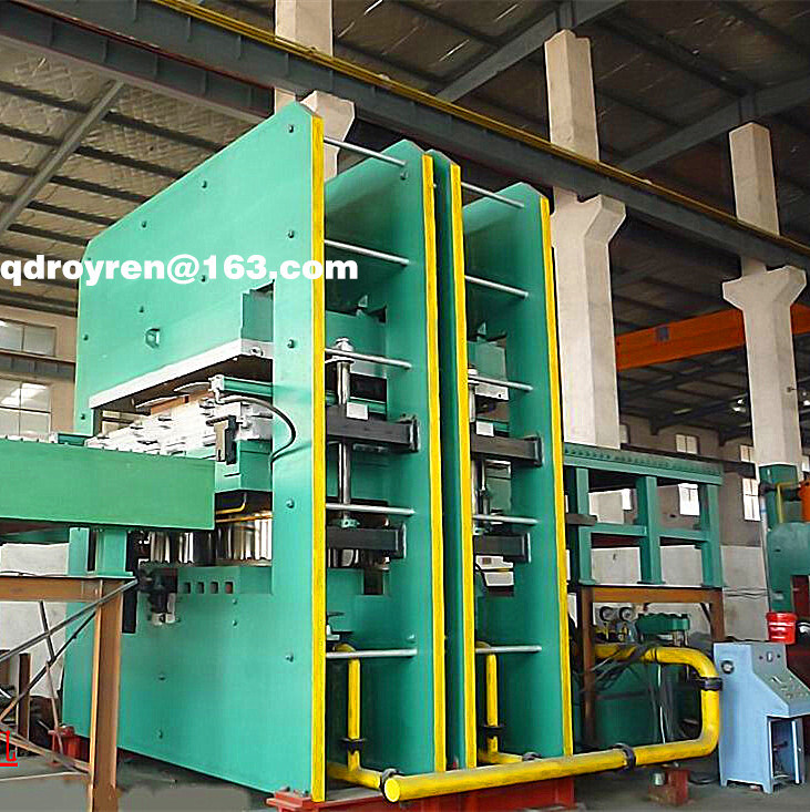 Fully-Automatic Rubber Vulcanizing Machine / Rubber Curing Press / Rubber Vulcanizing Press / Plate Vulcanizing Press / Laboratory Rubber Vulcanizer