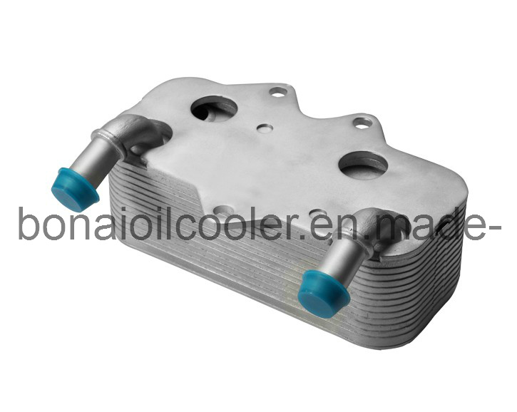 Oil Cooler for Opel Cooling System (OE#5989070121)