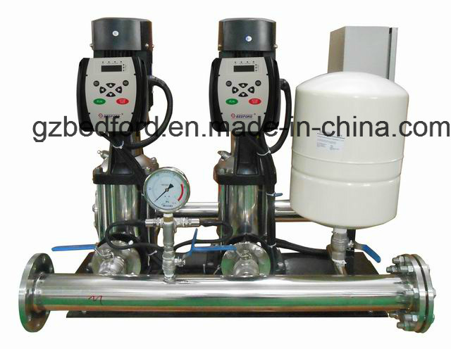 Intelligent Constant Pressure Water Supply Pump Equipment