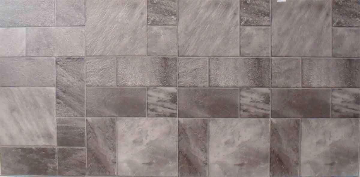 Cer mica laminate flooring de stone grain color cer mica - Suelo de piedra ...
