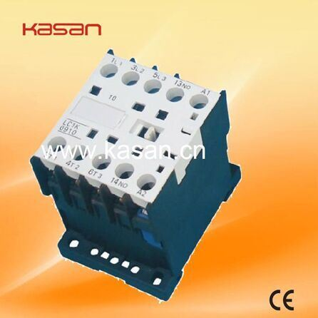LC1-K06, K09, K12 New Type LC1-K Series Mini AC Contactor
