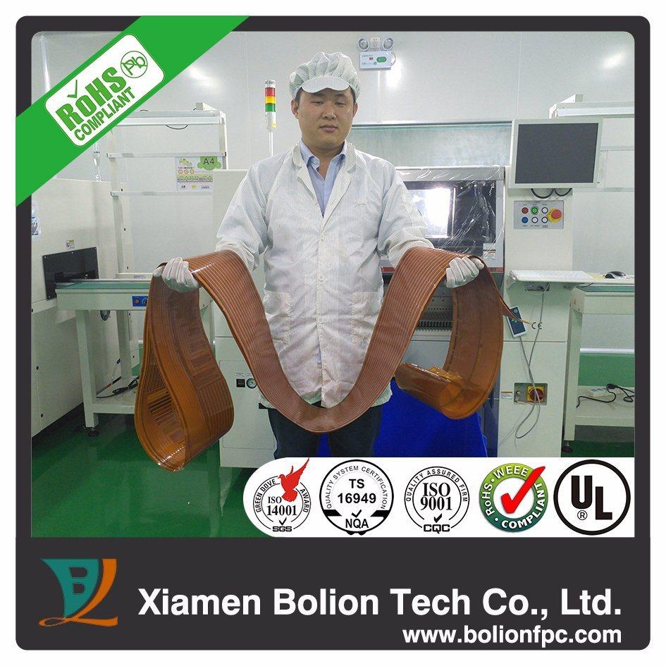 94V-0 Enig PCB Long Flexible Printed Circuit Board