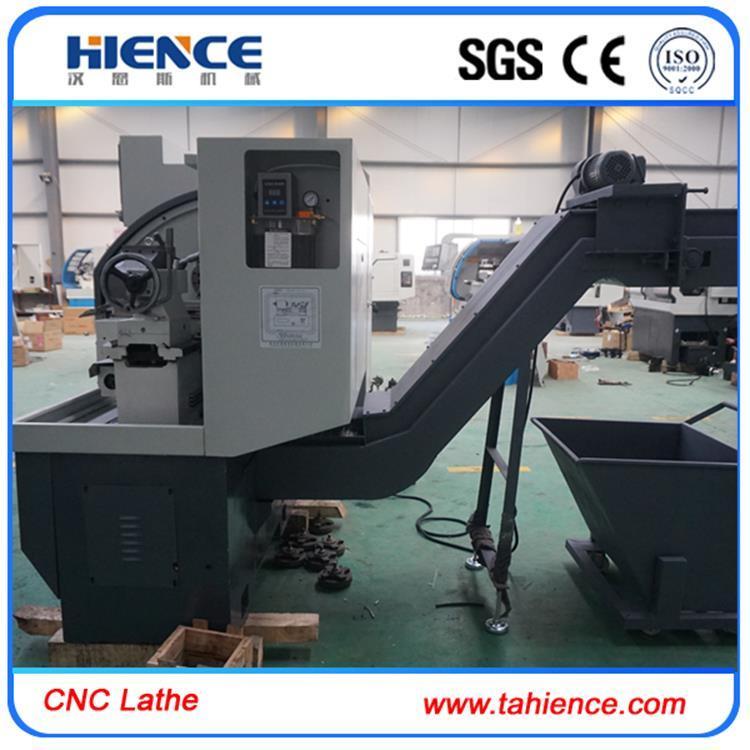 Servo Motor Drive China Heavy Duty CNC Lathe Price (CK6150T)