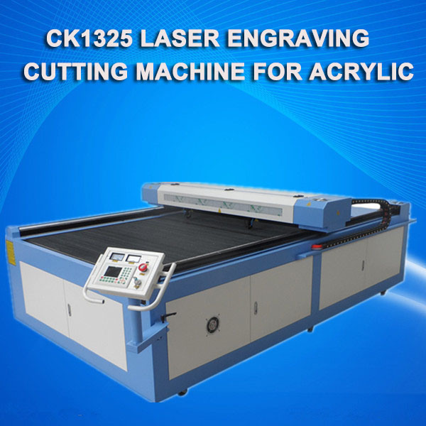 MDF Wood Acrylic CO2 Laser CNC Cutting Machine