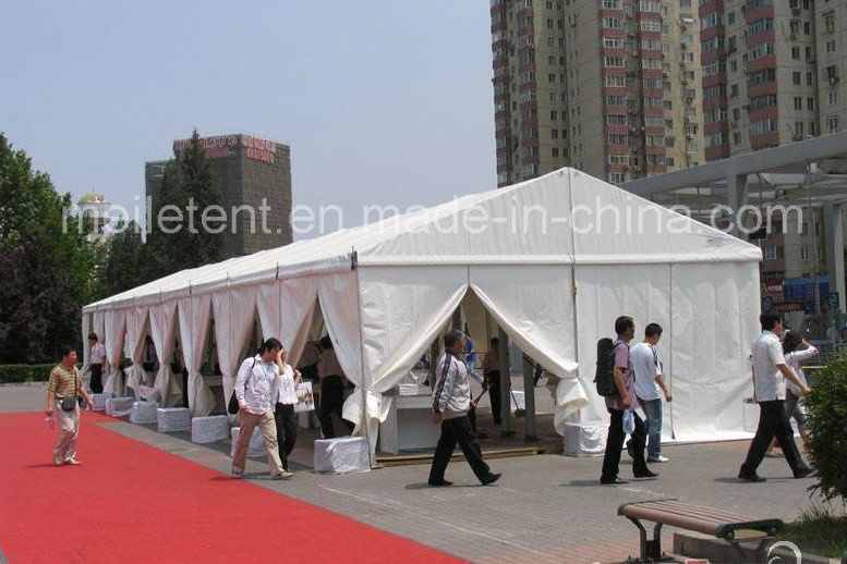 20X50m Big Food Exhibition Tent White Marquee Tent for Sale (ML-005)