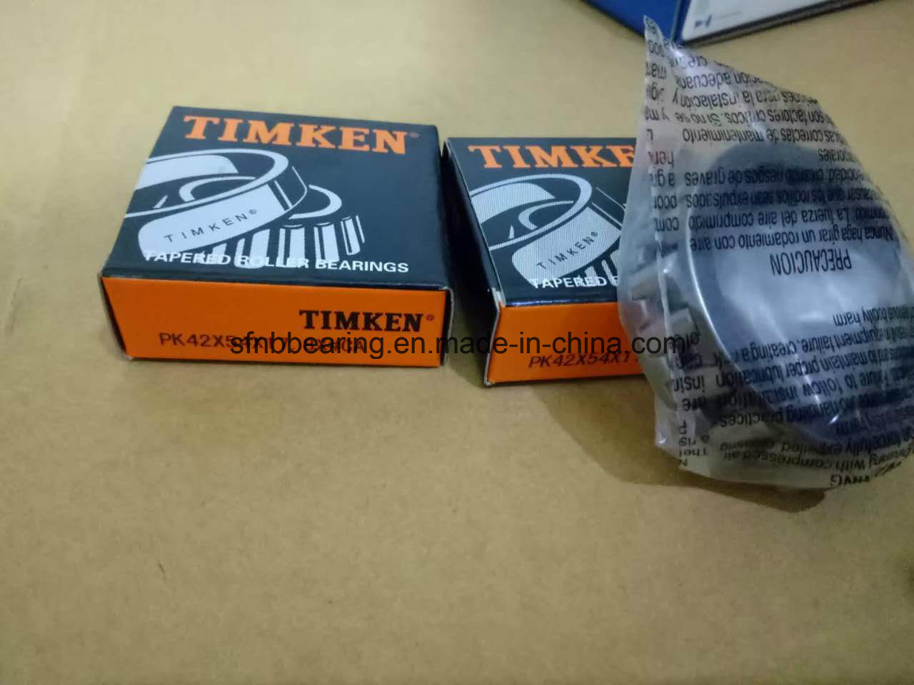Non Standard Needle Bearing Pk42X54X17.8 Timken Bearing Needle Factory