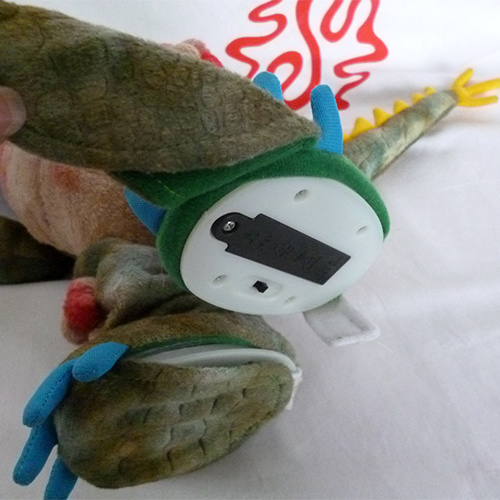 Plush Dinosaur Electric Toy