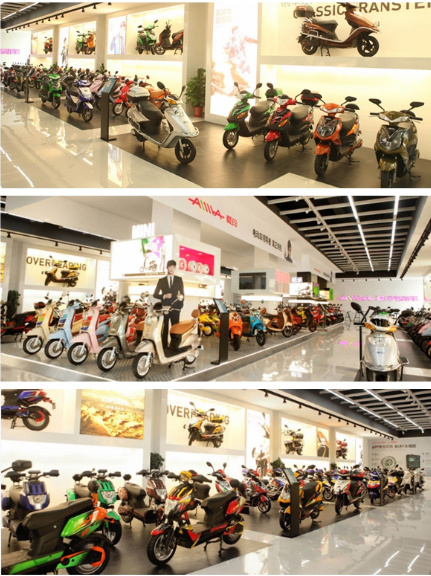 China Factory Supply Aima Two Wheel Electric Scooter Mobility Scooters