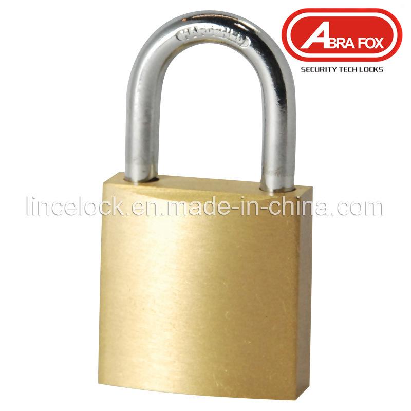 Heavy Duty Brass Padlock / Security Lock (101)