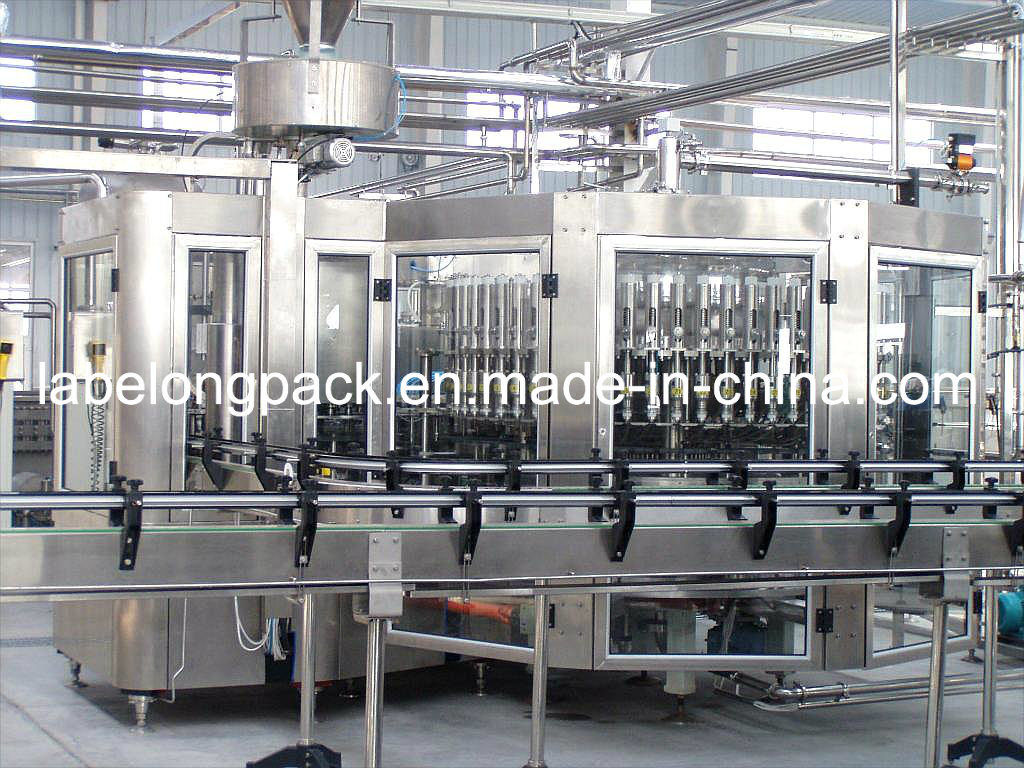 Low Cost Automatic Pet Bottle Juice Beverage Filling Machinery Manufacture