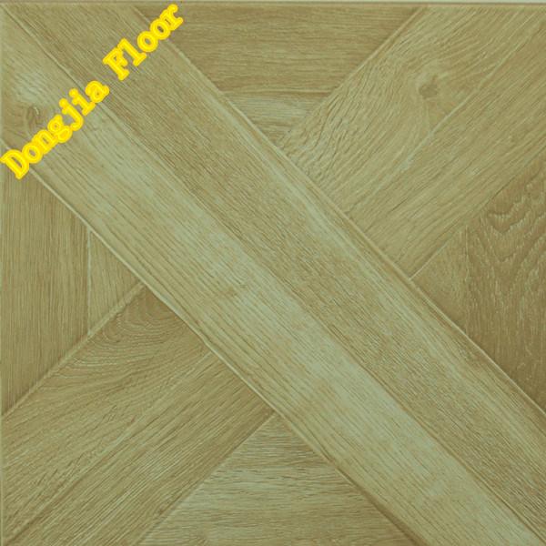 Laminated Floor of Parquet on 8mm