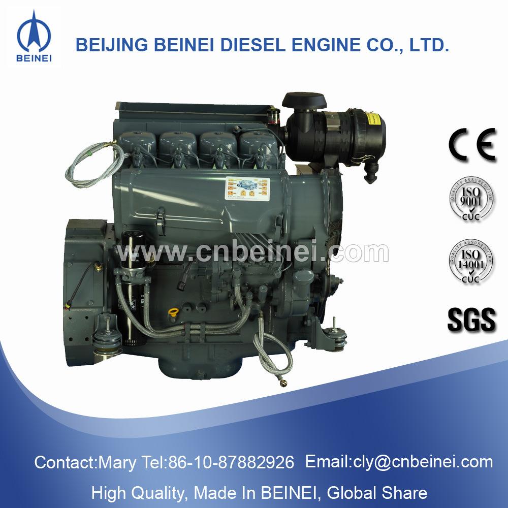 Deutz Air Cooled Diesel Engine F4l912 for Construction Machinery (14kw~141kw)