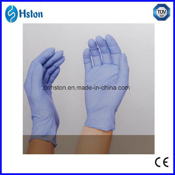Disposable Nitrite Gloves Gl8002