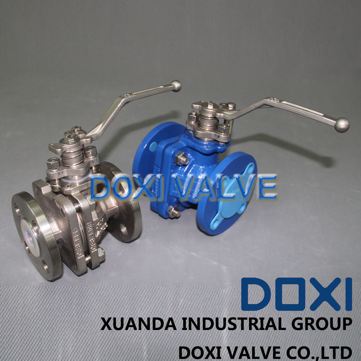 "2"" Semi Conductive 2PC Floating Ball Valve"