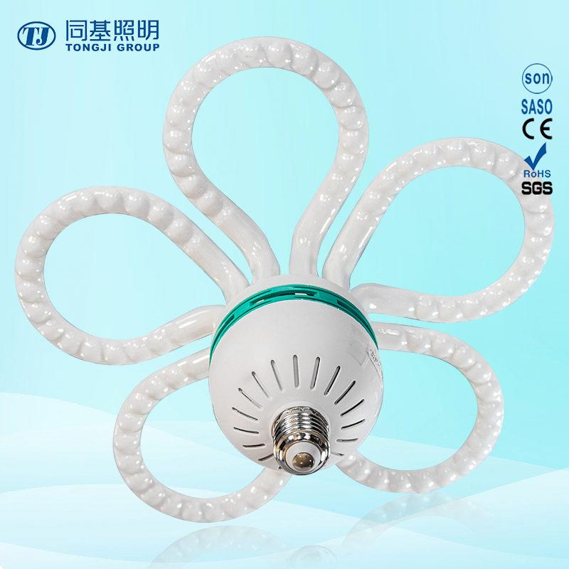 Energy Saving Lamp 125W 150W Big Flower Halogen/Mixed/Tri-Color 2700k-7500k E27/B22 220-240V