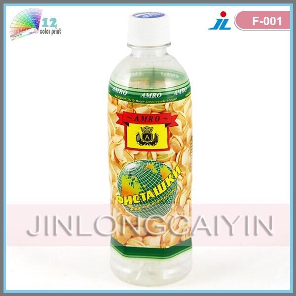 PVC Heat Shrink Sleeve label for Bottles/Cans