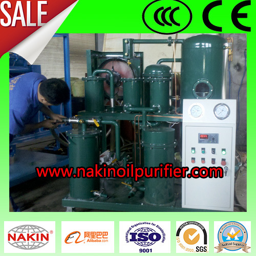 Tya Vacuum Lubricant Oil Filtration Machine