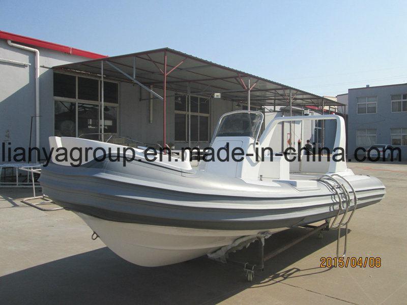 Liya 5.2m Luxury Rib Boat RC Boat