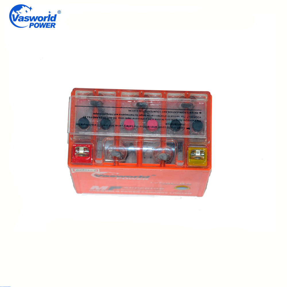 High Quality 12n9l-BS 12V9ah Maintenance Free Gel Motorcycle Battery