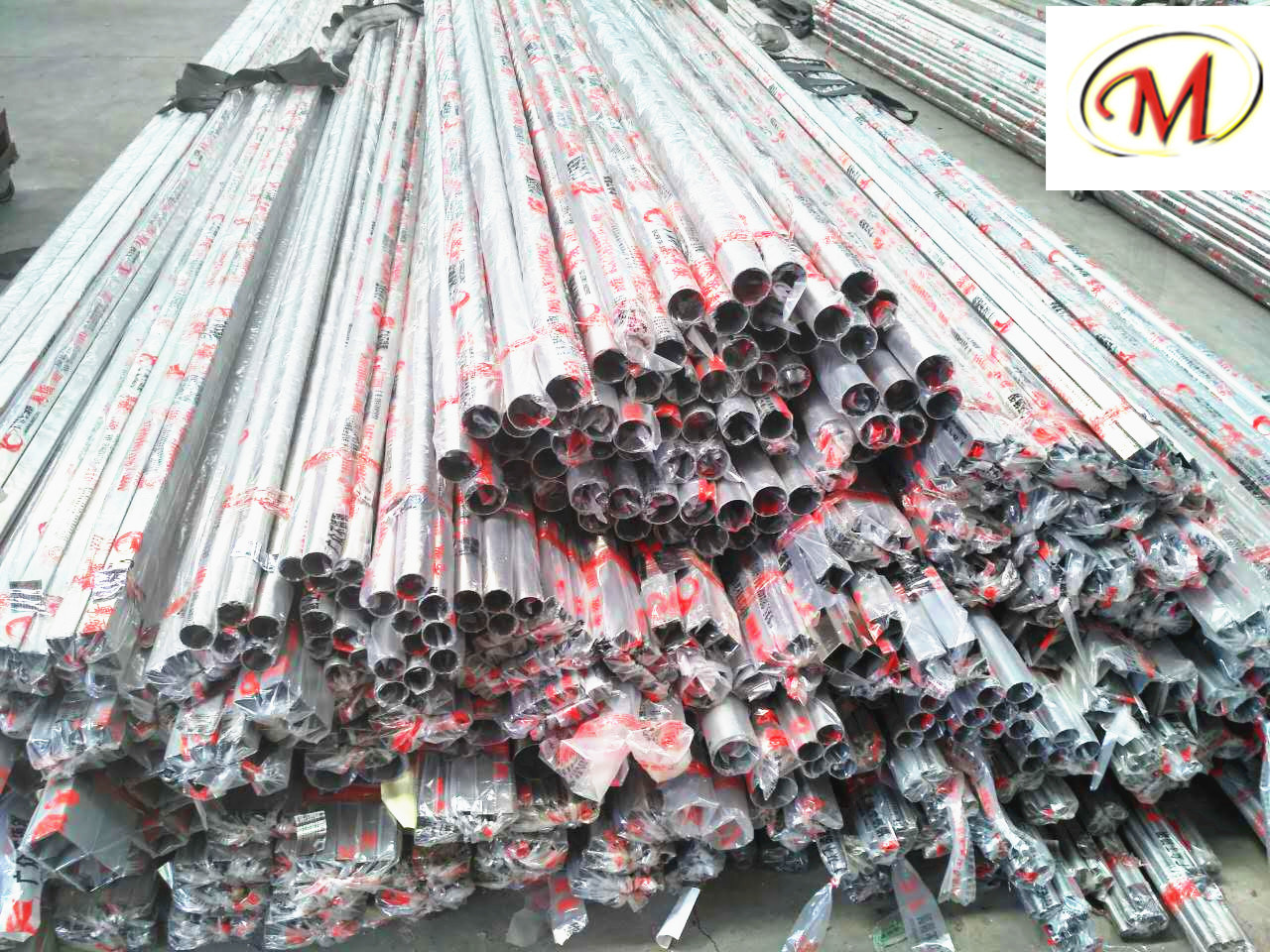 201.304 Good Quality Stainless Steel Pipe