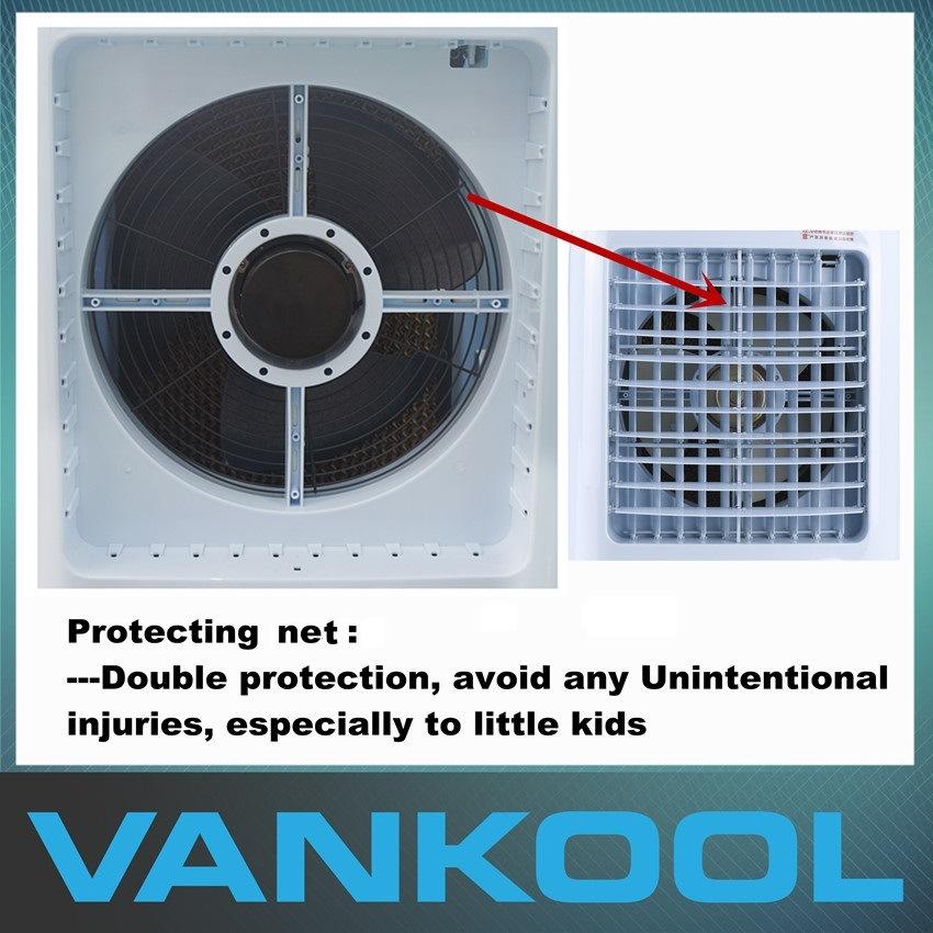 Power Saving Water Cooling Fan
