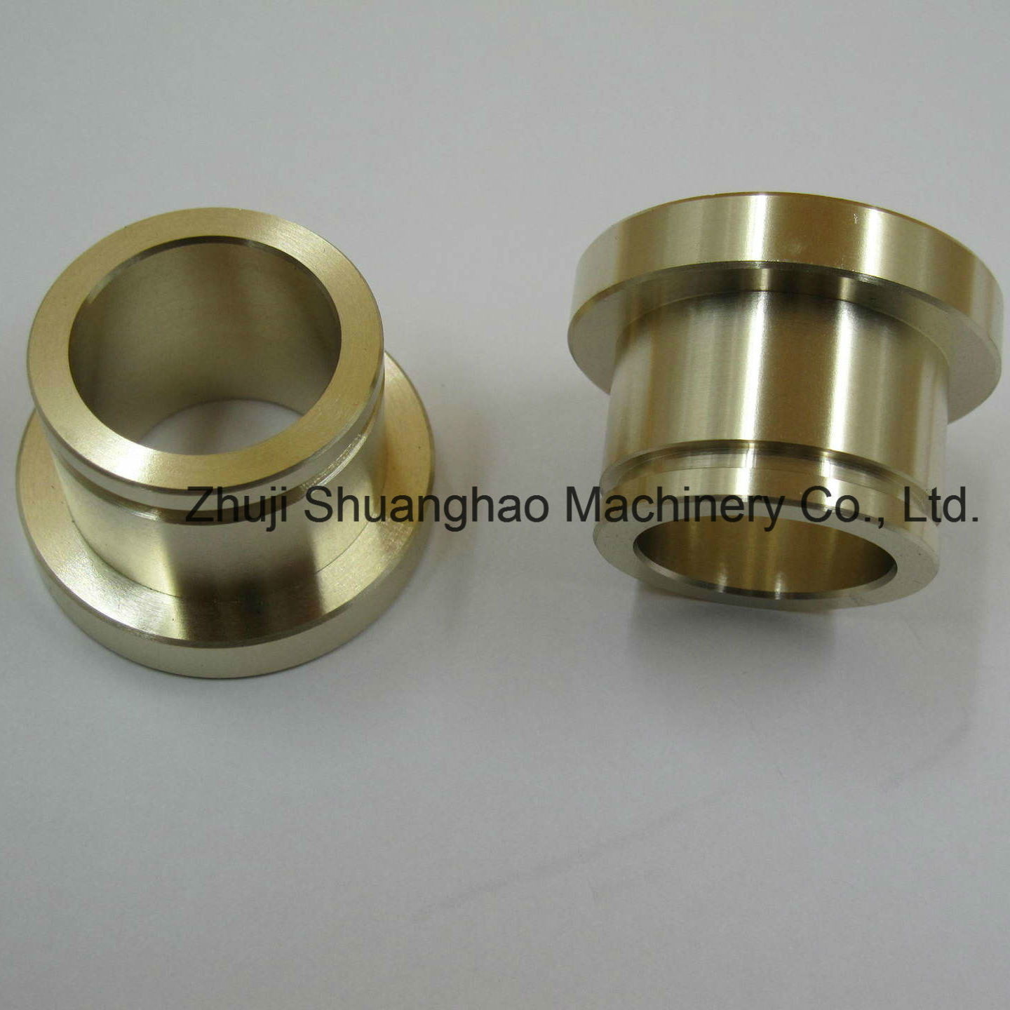 Brass Flange Flanged Machinery Parts