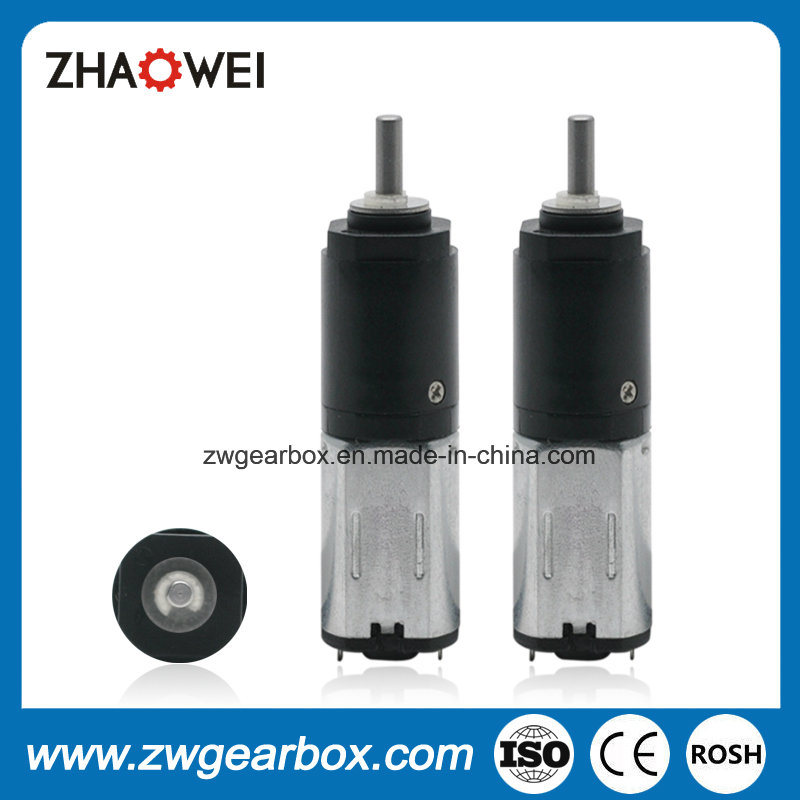 3V 10mm Low Rpm Small DC Gear Motor with Planetary Gearbox