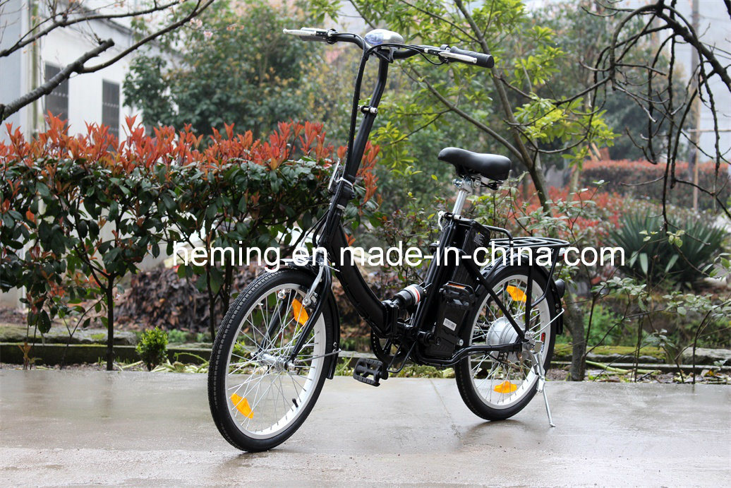 24V 10ah Lithium Battery Ce Certificate Fold Electric Bike