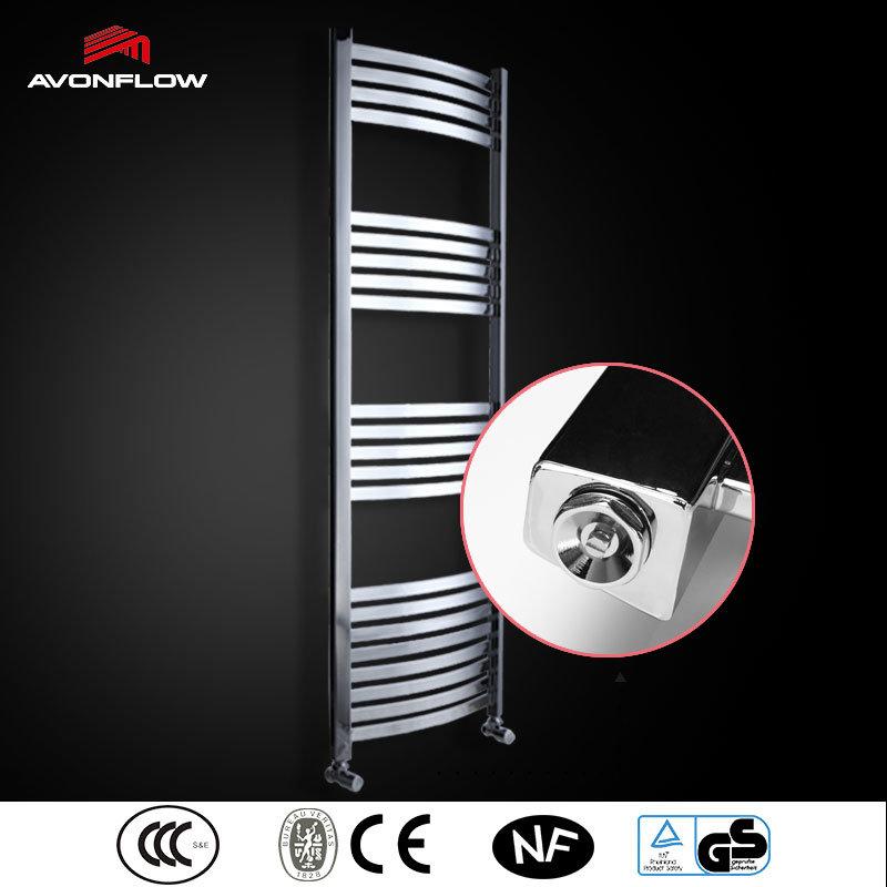 Avonflow Chrome Electric Bathroom Heater Towel Radiator
