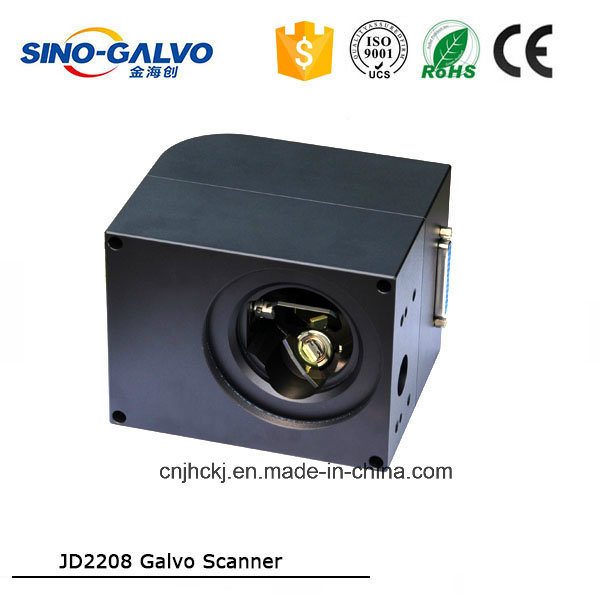 Manufacturer Price Jd2208 High Speed Scanning Galvanometer for Marking Machine