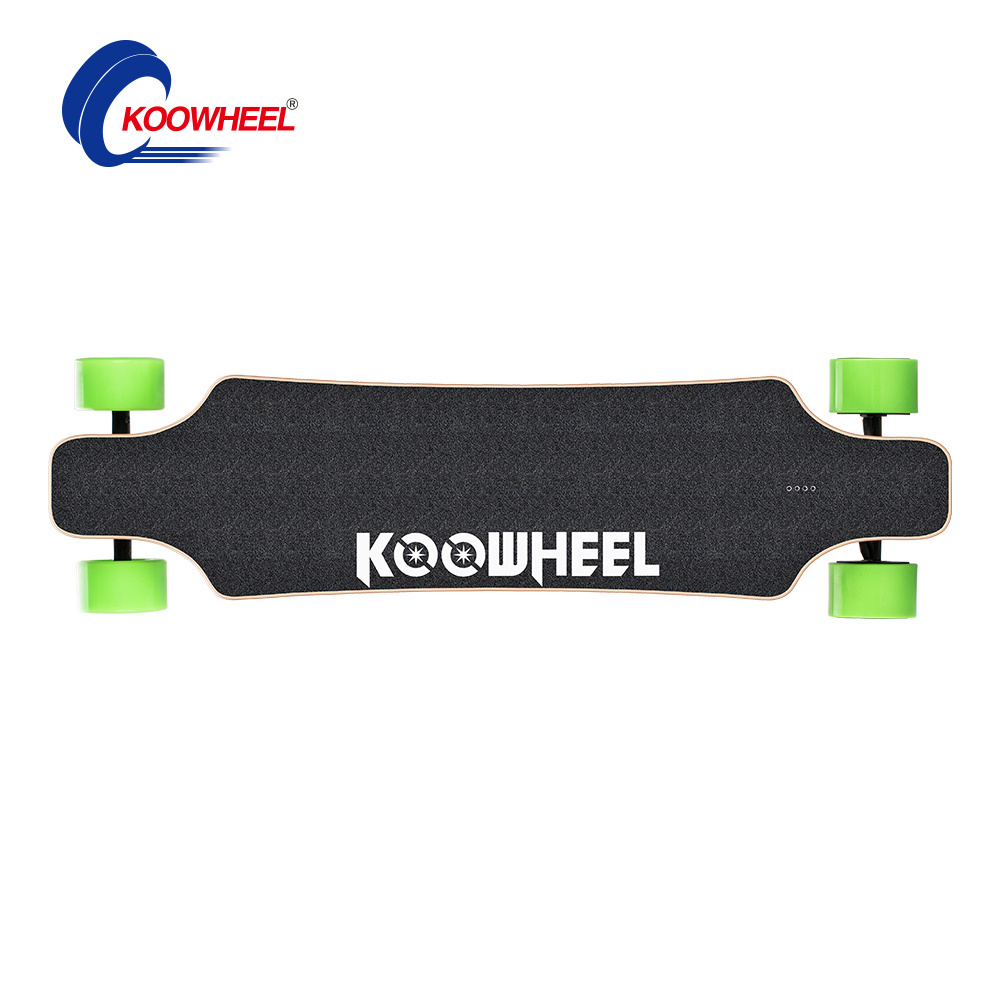 Mixed Colors Maple Deck Koowheel Electric Stakteboard Deck D3m