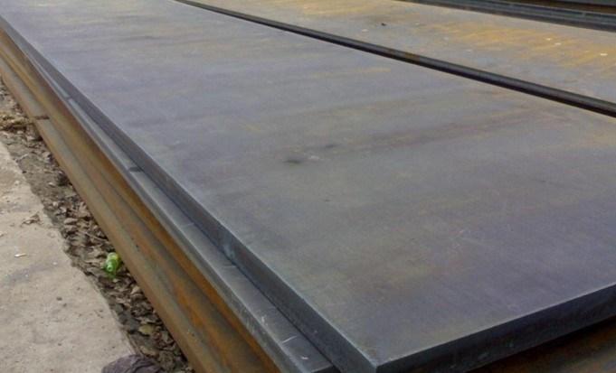 High Quality Carbon Steel Plate (Q235B)