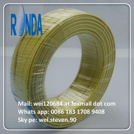 H07V-U PVC Electrical Wire 1.5 2.5 4 6 10 SQMM