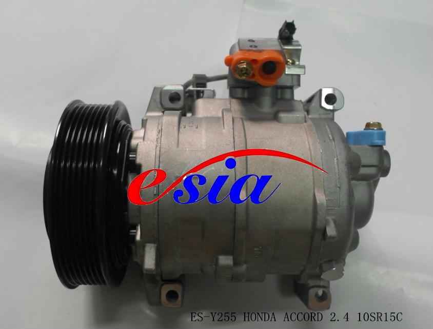 Auto Parts AC Compressor for Honda Elyssion 10sr17c 7pk 136.5mm