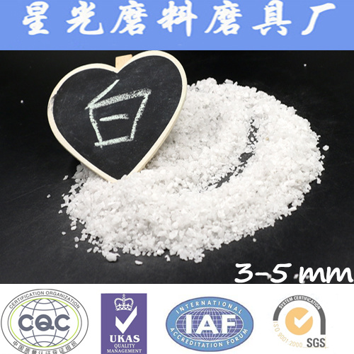 White Aluminium Oxide Grinding Materials Powder