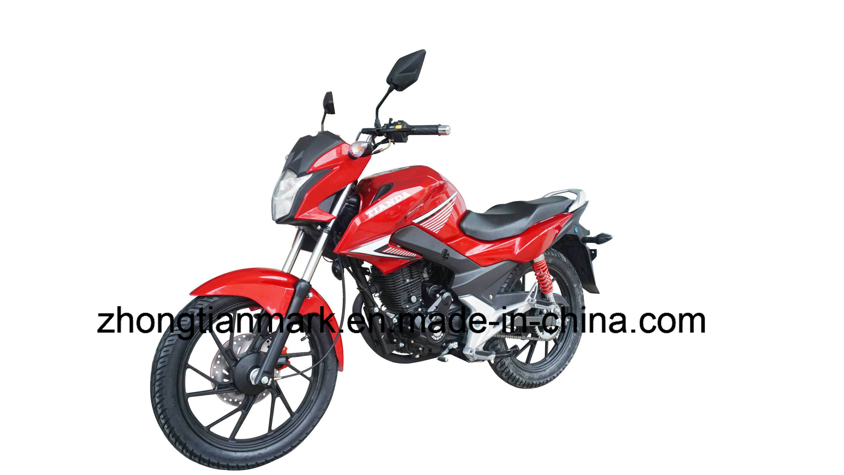 Hongda Model Street Motorcycle Good Design