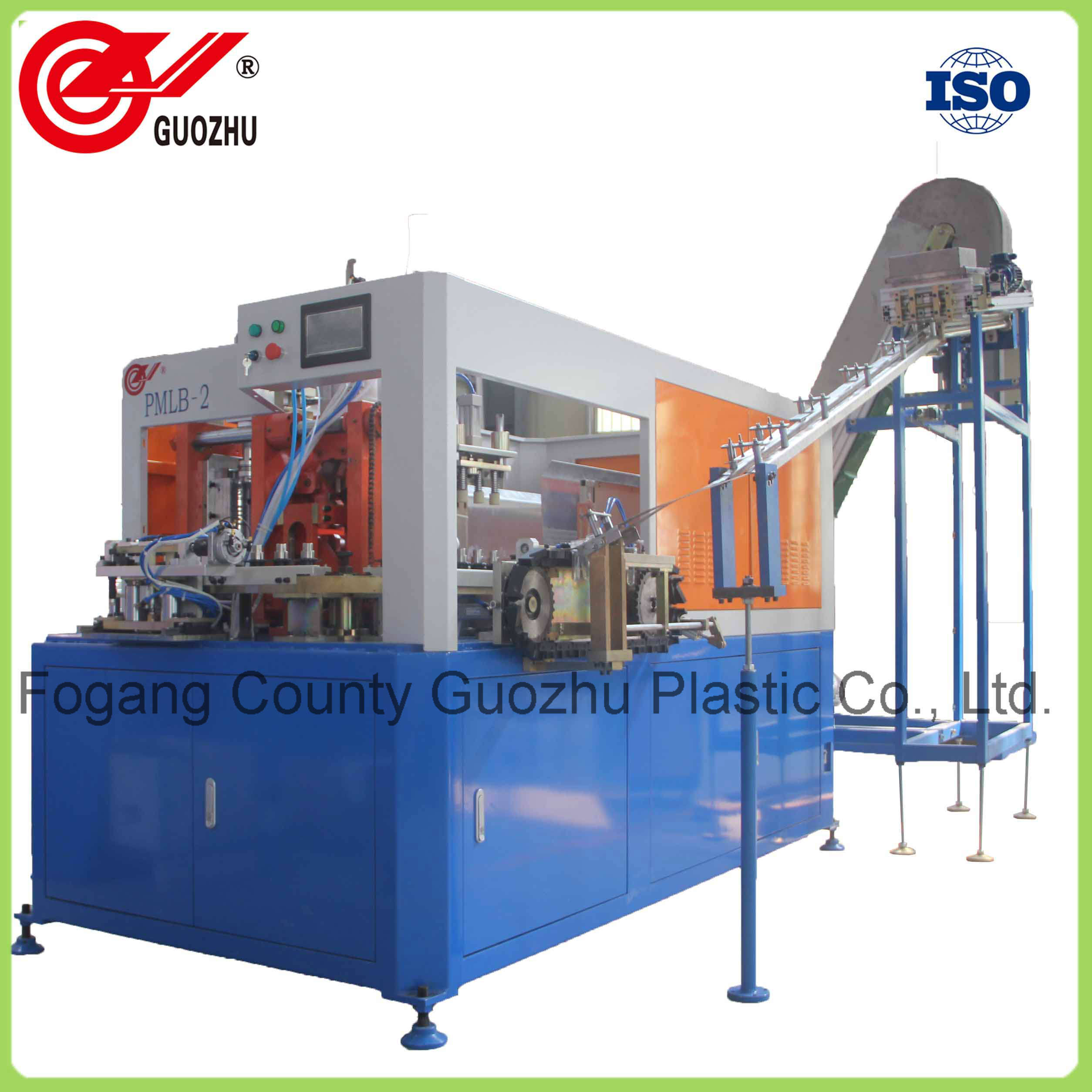 Top Sale Full Automatic Blow Molding Machine
