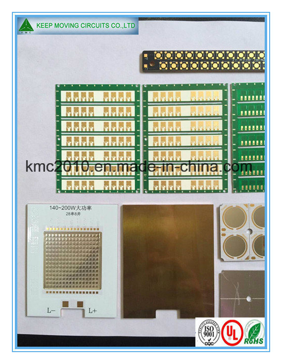 LED Copper Based Aluminum MCPCB Fr4 PCB Board