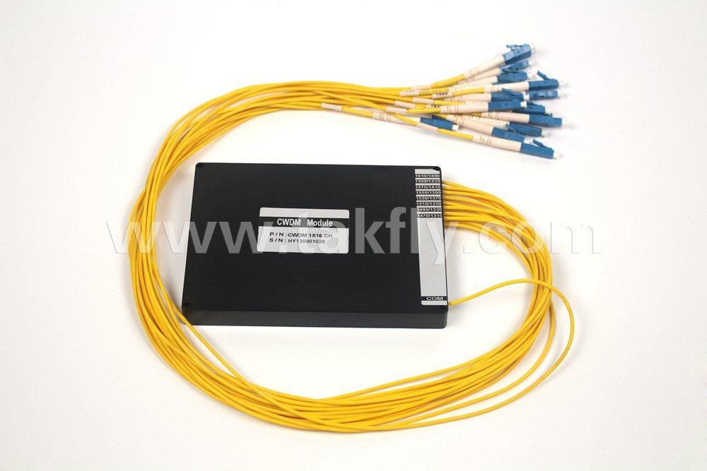 1X4/1X8/1X16/1X32/1X64 Fiber Optic PLC Splitter