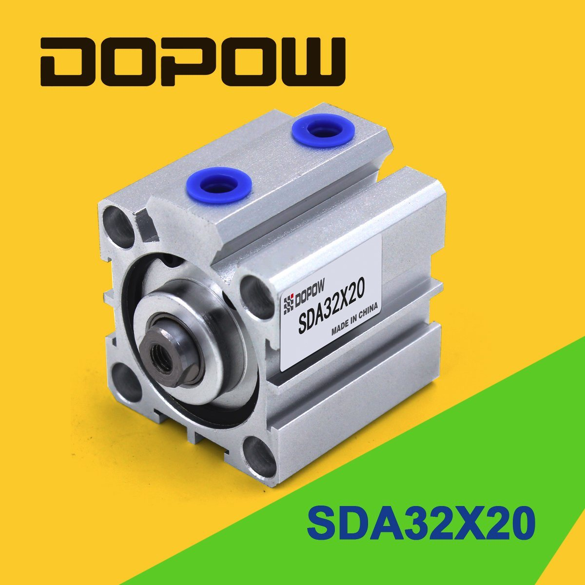 Dopow Sda32-20 Pneumatic Cylinder Compact Cylinder
